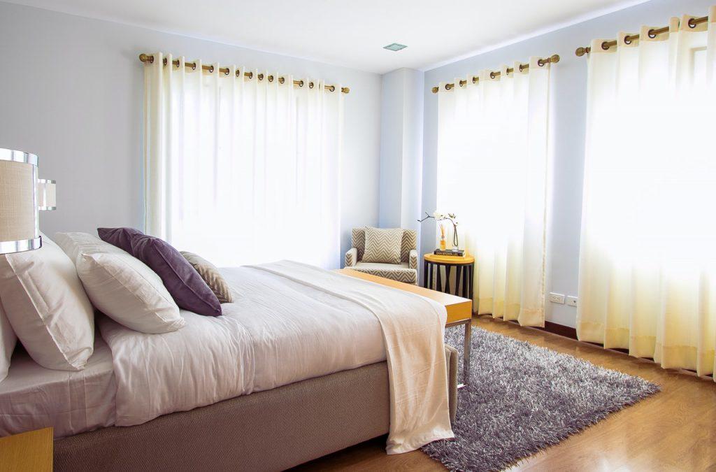 slaapkamer sfeer